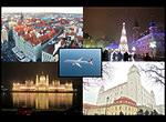 冬の中央ヨーロッパ4ヶ国、5都市を列車でめぐる13日間