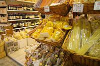 色んな食材が豊富に揃っている中央市場、見ているだけでも楽しい