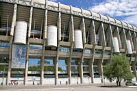 サンチャゴ・ベルナベウ スタジアム