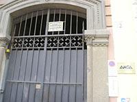 リペッタ/アパートメントの入口